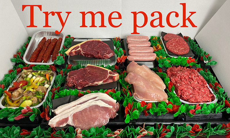 £20 meat PACK